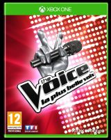 Jaquette de The Voice, la plus belle voix Xbox One