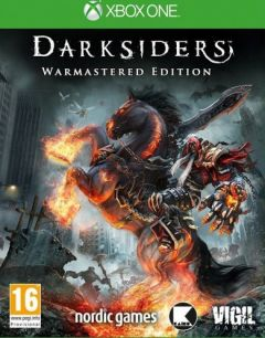 Jaquette de Darksiders Warmastered Edition Xbox One