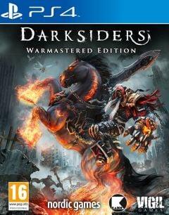 Jaquette de Darksiders Warmastered Edition PS4