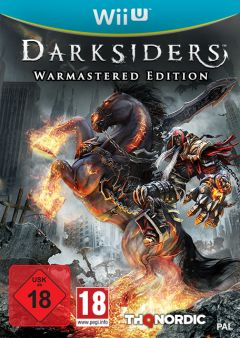 Jaquette de Darksiders Warmastered Edition Wii U