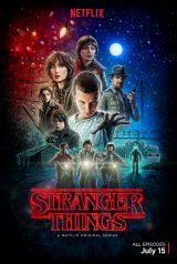Jaquette de Stranger Things (série) Série