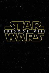 Jaquette de Star Wars VIII Cinéma
