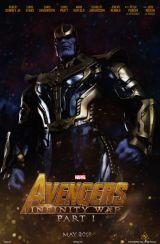 Jaquette de Avengers : Infinity War Cinéma