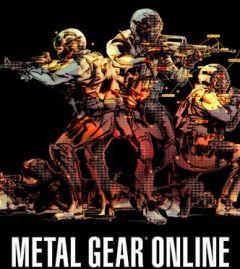 Jaquette de Metal Gear Online PlayStation 3