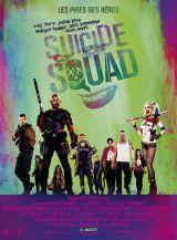 Jaquette de Suicide Squad Cinéma
