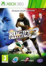 Jaquette de Jonah Lomu Rugby Challenge 3 Xbox One