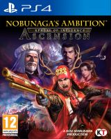 Jaquette de Nobunaga's Ambition : Sphere of Influence - Ascension PS4