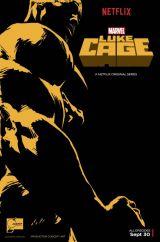 Jaquette de Luke Cage Série