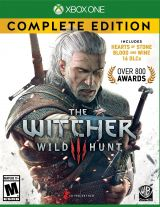 Jaquette de The Witcher III : Wild Hunt - Game of the Year Edition Xbox One