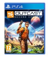 Jaquette de Outcast : Second Contact PS4