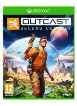 Jaquette de Outcast : Second Contact Xbox One