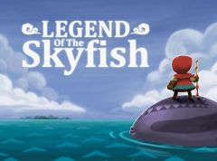 Jaquette de Legend of the Skyfish iPad