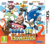 Jaquette de SEGA 3D Classics Collection Nintendo 3DS
