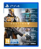 Jaquette de Destiny La Collection PS4