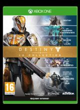 Jaquette de Destiny La Collection Xbox One