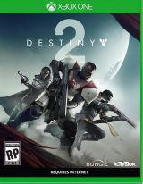 Jaquette de Destiny 2 Xbox One