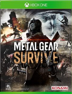 Jaquette de Metal Gear Survive Xbox One