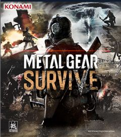 Jaquette de Metal Gear Survive PC