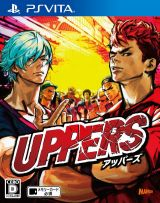 Jaquette de UPPERS PS Vita