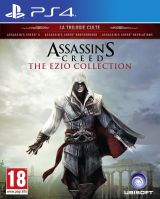 Jaquette de Assassin's Creed : The Ezio Collection PS4