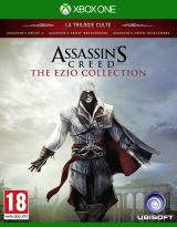Jaquette de Assassin's Creed : The Ezio Collection Xbox One