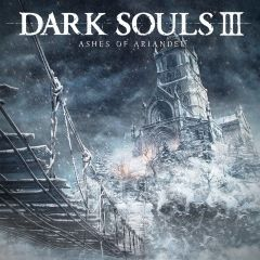 Jaquette de Dark Souls III : Ashes of Ariandel PS4