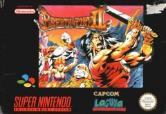 Jaquette de Breath of Fire II Super NES