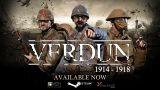 Jaquette de Verdun PC