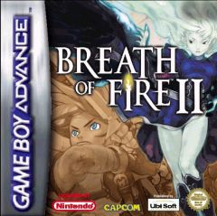Jaquette de Breath of Fire II Game Boy Advance