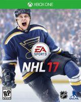 Jaquette de NHL 17 Xbox One