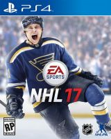 Jaquette de NHL 17 PS4