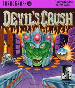 Jaquette de Devil's Crush Supergraphx