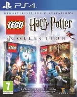 Jaquette de LEGO Harry Potter Collection PS4
