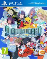 Jaquette de Digimon World : Next order PS4