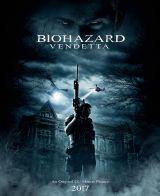 Jaquette de Resident Evil : Vendetta Cinéma