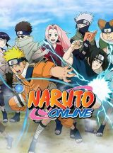 Jaquette de Naruto Online PC