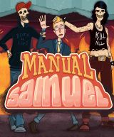Jaquette de Manual Samuel PS4