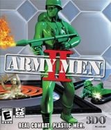 Jaquette de Army Men II PC
