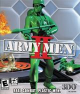 Jaquette de Army Men II Game Boy
