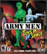 Jaquette de Army Men in Space PC