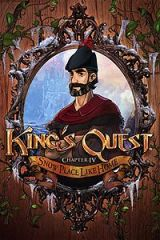 Jaquette de King's Quest Chapitre 4 - Snow Place Like Home PS4