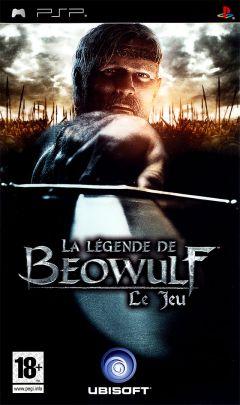 Jaquette de Beowulf PSP