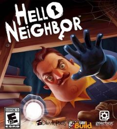 Jaquette de Hello Neighbor PC