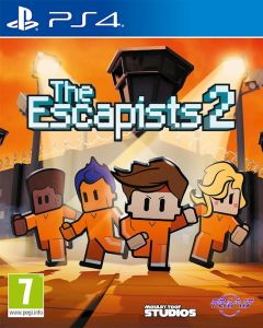 Jaquette de The Escapists 2 PS4