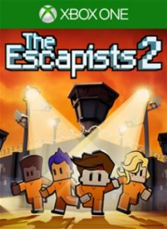 Jaquette de The Escapists 2 Xbox One