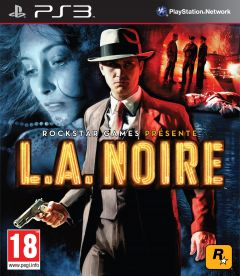 Jaquette de L.A. Noire PlayStation 3