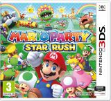 Jaquette de Mario Party : Star Rush Nintendo 3DS