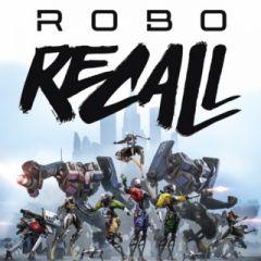Jaquette de Robo Recall Oculus Rift