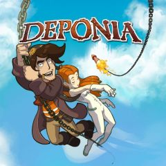 Jaquette de Deponia Xbox One