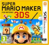 Jaquette de Super Mario Maker Nintendo 3DS